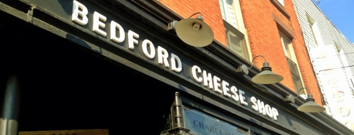 Bedford Cheese Shop is one of NY Vegetarian Favorites.