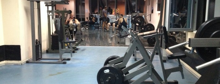 CityGYM 33 is one of Lugares favoritos de PL.