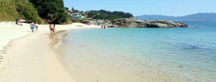 Praia de Liméns is one of Locais curtidos por David.