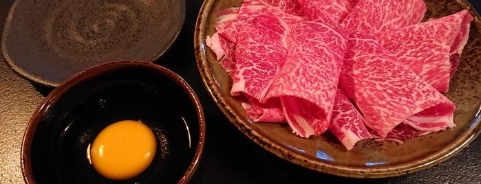 Tokyo Sukiyaki Tei is one of Japanese.