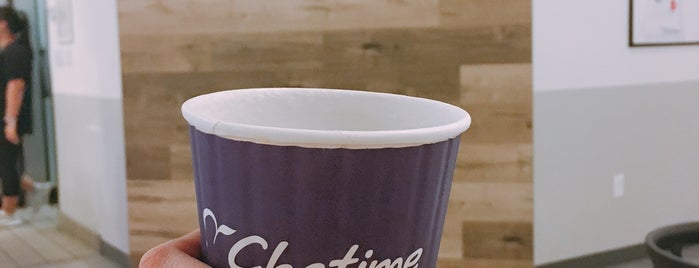 Chatime is one of LV.