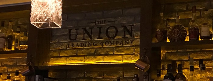 The Union Trading Co. is one of Asia's 50 Best Bars 2018.