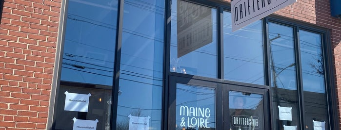 Maine & Loire is one of March Portland.