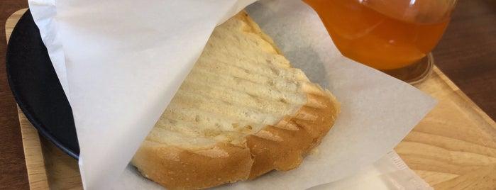 GET BETTER coffee&sandwich is one of ウーバーイーツで食べたみせ.