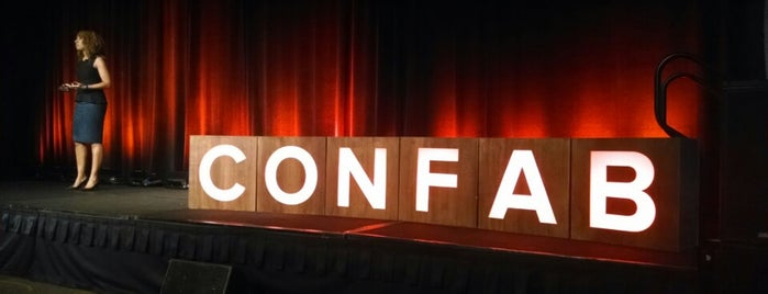 Confab Central: The Content Strategy Conference is one of Tempat yang Disukai Aleyda.