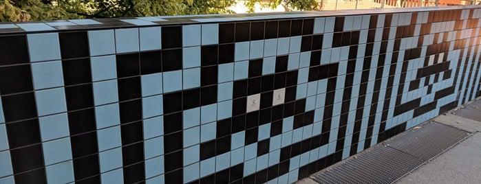 STREET ART passage vienna is one of Vienna, Austria.