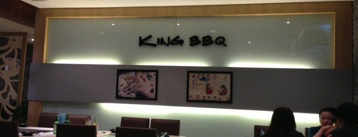 King BBQ is one of Blacklisted.