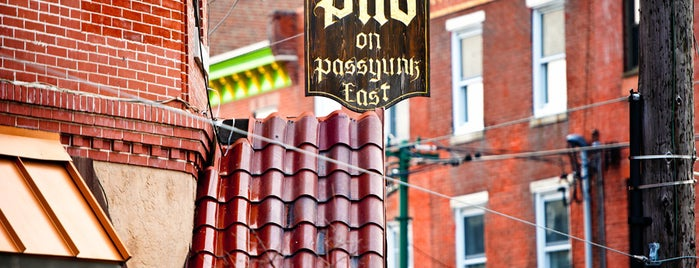 The Pub on Passyunk East is one of Pope-Inspired Philly Eats.