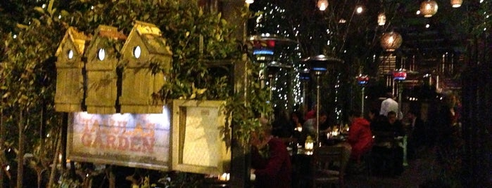 Talula's Garden is one of Philly.