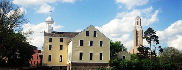 Slater Mill Museum is one of Our Dumb Wedding.