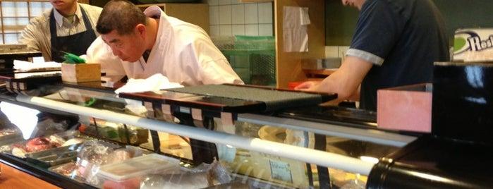 Kiyo Sushi is one of Locais curtidos por Ian.