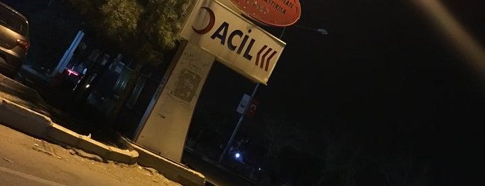 Mehmet Akif İnan Eğitim ve Araştırma Hastanesi is one of ahmet 님이 좋아한 장소.