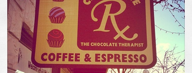 The Chocolate Therapist is one of Denver, CO.