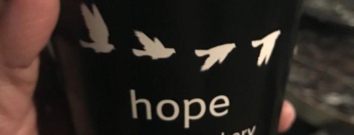 Hope Coffee Bakery is one of Orte, die 'Özlem gefallen.