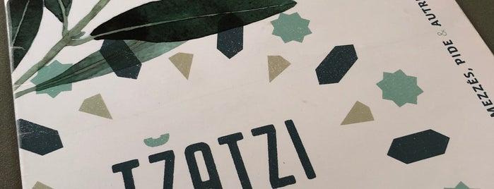 Tzatzi is one of Posti che sono piaciuti a David.
