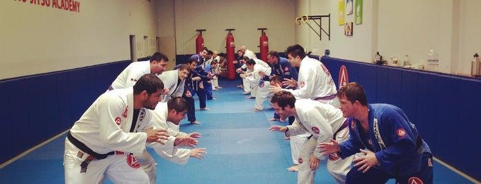Gracie Barra Jiu Jitsu Academy is one of Rob 님이 좋아한 장소.