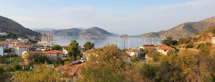 Bozburun Sahil is one of Marmaris & Datça & Knidos & Selimiye.