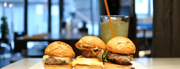 Umami Burger is one of JAPAN.