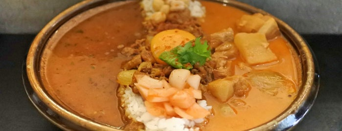 SPICE POST is one of TOKYO-TOYO-CURRY 4.