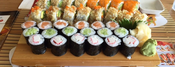 Kawaii Chinese & Sushi is one of Istanbul |Food|.