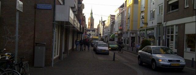 Boekhorststraat is one of Den Haag.