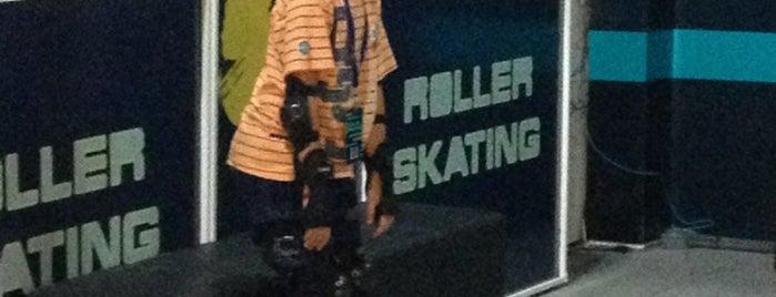 Roller Skating ( Pista De Skate ) Horto Bela Vista is one of Osvaldo'nun Beğendiği Mekanlar.