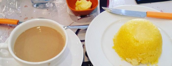 Café com Leite {novo} is one of Osvaldo'nun Beğendiği Mekanlar.