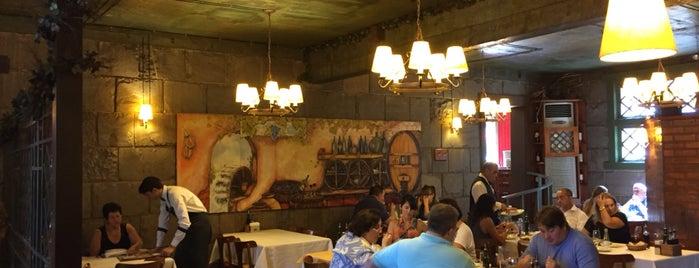 Restaurante Canta Maria is one of Osvaldo'nun Beğendiği Mekanlar.