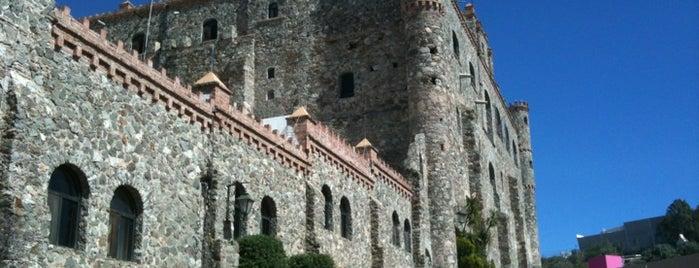 Castillo Santa Cecilia is one of What to do Guanajuato.
