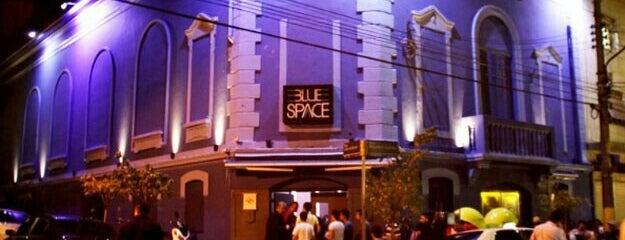 Blue Space is one of João 님이 좋아한 장소.