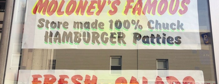 Moloney's Meat Market is one of Solid Places.