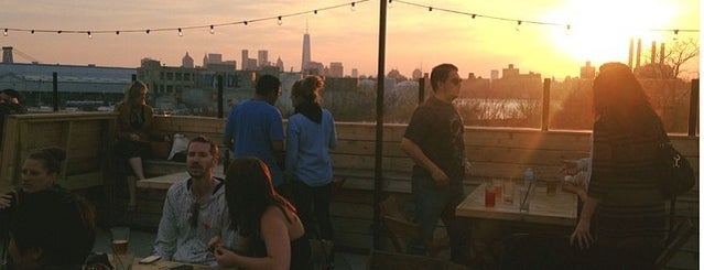 Northern Territory is one of NYC Best Outside/Rooftop Bars.