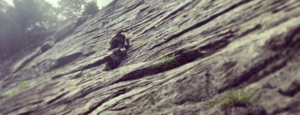 The Gunks is one of Top climbing spots.