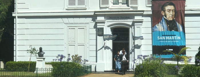 Instituto Nacional San Martiniano is one of Repetecos e ideias BsAs.