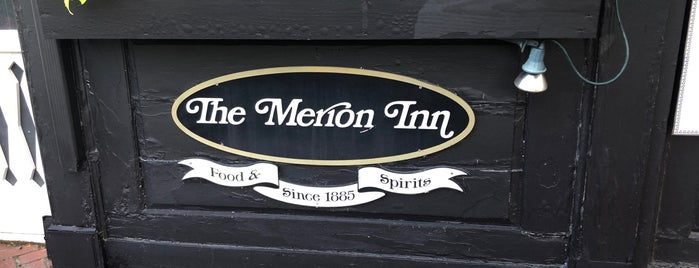The Merion Inn is one of Best of Cape May.