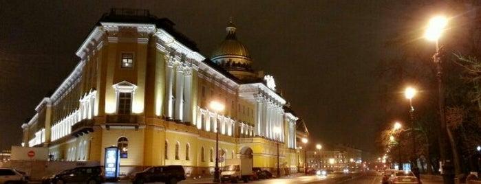 Alexander Garden is one of Saint-Petersburg TOP places.