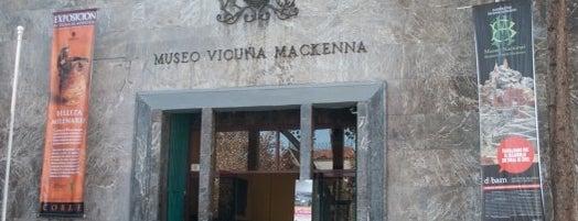 Museo Nacional Benjamin Vicuña Mackenna is one of Providencia.