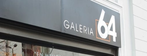 Galeria 64 Patio Bellavista is one of Providencia.