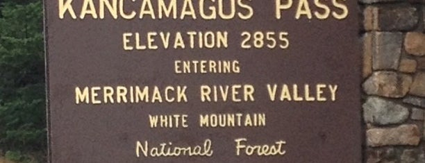 Kancamagus Highway is one of New England Vacation.