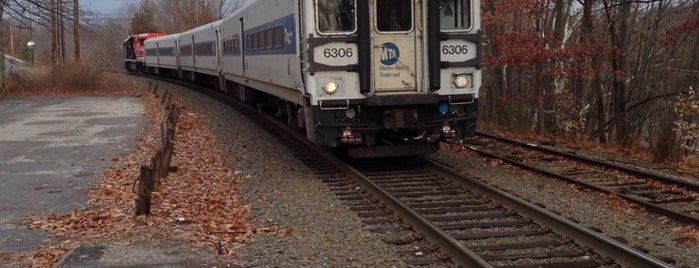 Metro North - Naugatuck Train Station is one of New Haven Line & Northeast Corridor (Metro-North).
