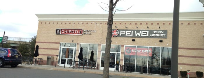 Pei Wei is one of Tempat yang Disukai Ryan.