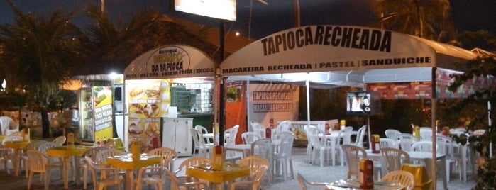 Descanso da Tapioca is one of pedro: сохраненные места.