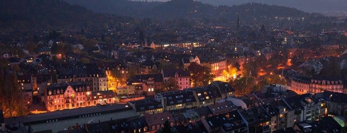 Freiburg im Breisgau is one of Orte, die Petra gefallen.