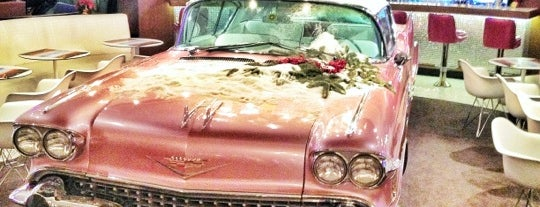 The Pink Cadillac is one of Mangia-a-are!.