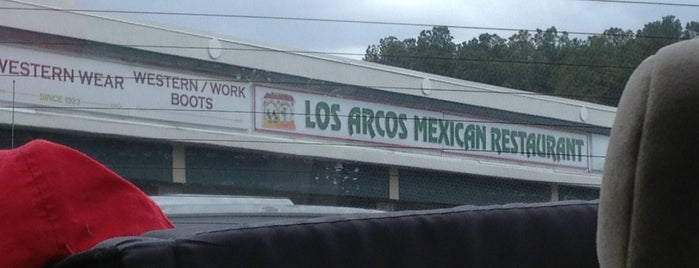 Los Arcos is one of Gastonia, NC Places.