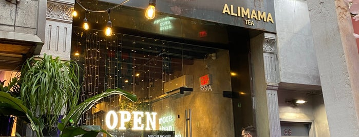 Alimama is one of New York.