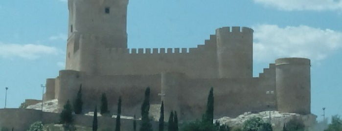 Castillo de Villena is one of mmmmmmmmmmm.
