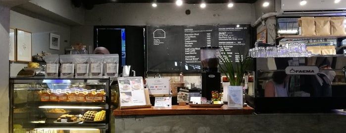The Den is one of Coffee Shops.