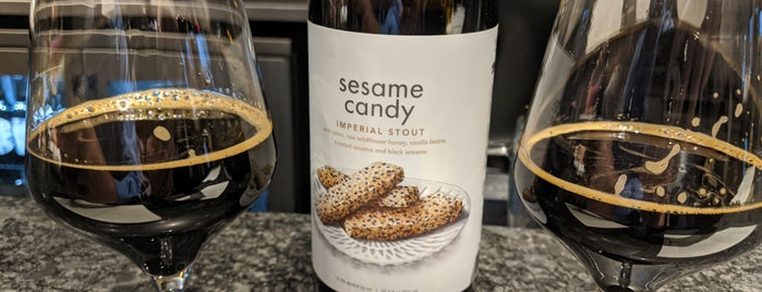 Trillium Brewing Company is one of boston (short trip), 2019.