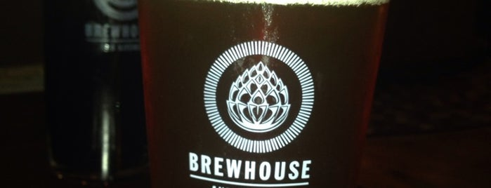 Brewhouse & Kitchen is one of London's Best for Beer.